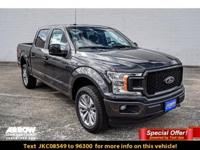 New Price! Magnetic 2018 Ford F-150 XL 4WD 10-Speed