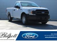 This Ford won't be on the lot long! A durable pickup