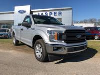 Ingot Silver 2018 Ford F-150 XL RWD 6-Speed Automatic