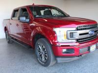 2018 Ford F-150 XLT 4WD. Whatever your automotive needs