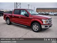 2018 Ford F-150 - Sewell Ford Lincoln has been serving