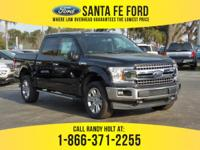 *2018 Ford F150 XLT -* SuperCrew cab pickup - V8 5.0L