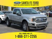*2018 Ford F150* - Super Cab Pickup - V8 5.0L Engine -
