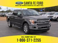 *2018 Ford F150 XLT - *Supercrew Pickup - V6 2.7L