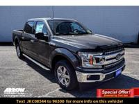 Magnetic 2018 Ford F-150 XLT RWD 10-Speed 5.0L V8