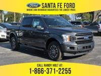 *2018 Ford F150 XLT* - Supercrew pickup - 4X4/4WD -