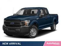 ENGINE: 2.7L V6 ECOBOOST,TRAILER TOW PACKAGE,ELECTRONIC