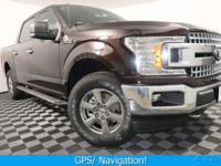 EcoBoost Power and Fuel Efficiency! 4WD, Navigation /