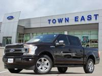 2018 Ford F-150 XLT Town East Ford uses a 3rd party