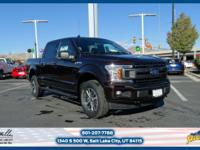 This 2018 Ford F-150 XLT 4WD SuperCrew 5.5' Box is