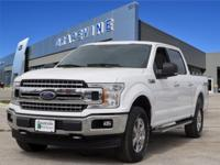 2018 Ford F-150 XLT 4WD. Grapevine Ford Lincoln proudly