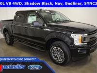 2018 Ford F-150 XLT, Sport 4X4 edition, dressed in