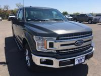 Magnetic 2018 Ford F-150 XLT RWD 6-Speed Automatic 3.3L