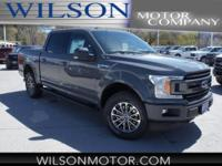 Lead Foot 2018 Ford F-150 XLT 4WD 10-Speed EcoBoost