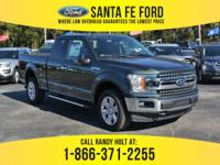 *2018 Ford F150 XLT* - V8 5.0L Engine - 4X4/4WD -