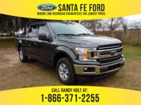 *2018 Ford F150 XLT* - Supercrew pickup - V6 2.7L