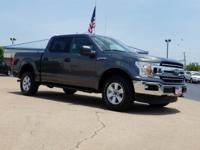 This CERTIFIED F-150 (CLEAN CARFAX) comes complete with