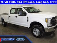 2018 Ford F-250SD XL long bed with FX4 Off Road