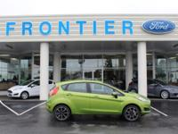$2,466 off MSRP! New Price! 2018 Ford Fiesta SE Cold