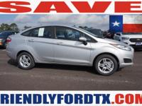 Scores 37 Highway MPG and 27 City MPG! This Ford Fiesta
