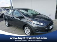 Magnetic 2018 Ford Fiesta SE FWD Automatic 1.6L I4
