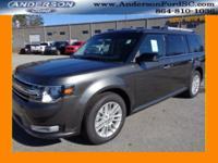 2018 Ford Flex SEL 3.5L V6 Ti-VCT Magnetic Our Pricing