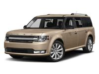 Options:  2018 Ford Flex Limited|Miles: 22710Color: