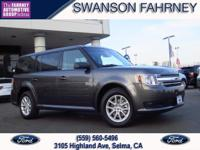 New Price! 2018 Ford Flex 4D Sport Utility Magnetic FWD