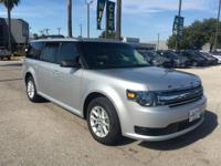 Style is a dominant theme for the 2018 Ford Flex,