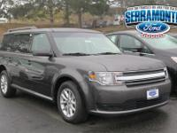Magnetic 2018 Ford Flex SE FWD 6-Speed Automatic 3.5L