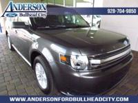 New Price! Magnetic 2018 Ford Flex SE FWD 6-Speed