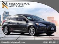 CARFAX One-Owner. Clean CARFAX. Gray 2018 Ford Focus