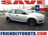 Boasts 34 Highway MPG and 25 City MPG! This Ford Focus