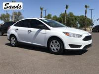 CARFAX One-Owner. Clean CARFAX. 2018 Ford Focus S 2.0L
