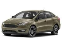 Shadow Black 2018 Ford Focus SE FWD 6-Speed Automatic