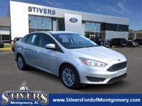 New Price! Ingot Silver 2018 Ford Focus SE FWD 6-Speed