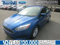 Choosing the 2018 Ford Focus you want is no easy task.