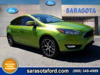 2018 Ford Focus SEL Exterior Parking Camera Rear,