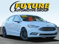**WOW 43+MPG! **FLAWLESS FORD FACTORY CERTIFIED 2018