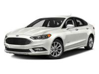 We all drive. The 2018 Ford Fusion Hybrid lets you do