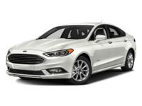 Delivers 41 Highway MPG and 43 City MPG! This Ford
