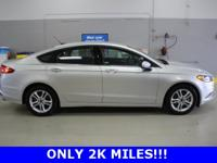 Local Trade!!! Only 2k miles!! Remaining Factory