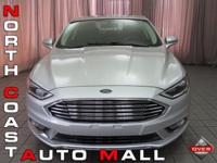 2018 Ford Fusion Titanium AWD AWD-All wheel drive 2.0L