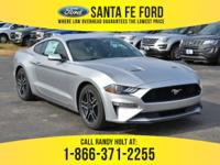 *2018 Ford Mustang - *Coupe - I4 2.3L Engine - remote