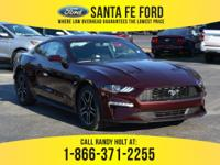*2018 Ford Mustang* - Coupe - I4 2.3L Engine - remote