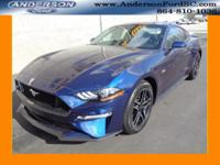 2018 Ford Mustang GT 5.0L V8 Ti-VCT Kona Blue Our