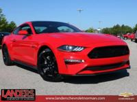 CARFAX One-Owner. Clean CARFAX. Race Red 2018 Ford
