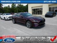 This 2018 Ford Mustang GT Premium Fastback is offered