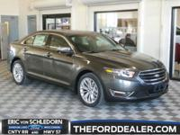Magnetic 2018 Ford Taurus Limited FWD 6-Speed Automatic