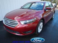 This Ford Taurus has a powerful Regular Unleaded V-6